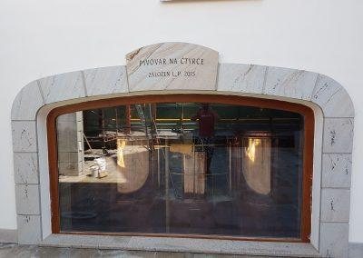 Restaurace na Čtyřce